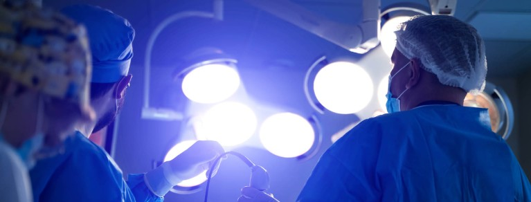 Operating Theatre Special Markets Header