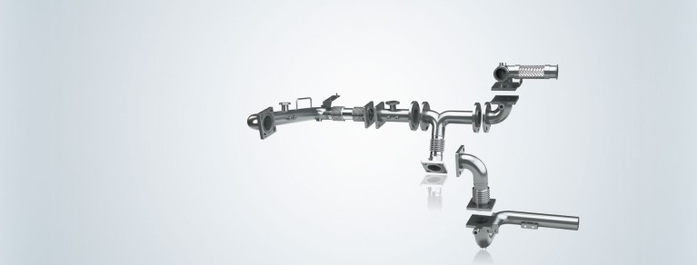 Pipe Assemblies Header